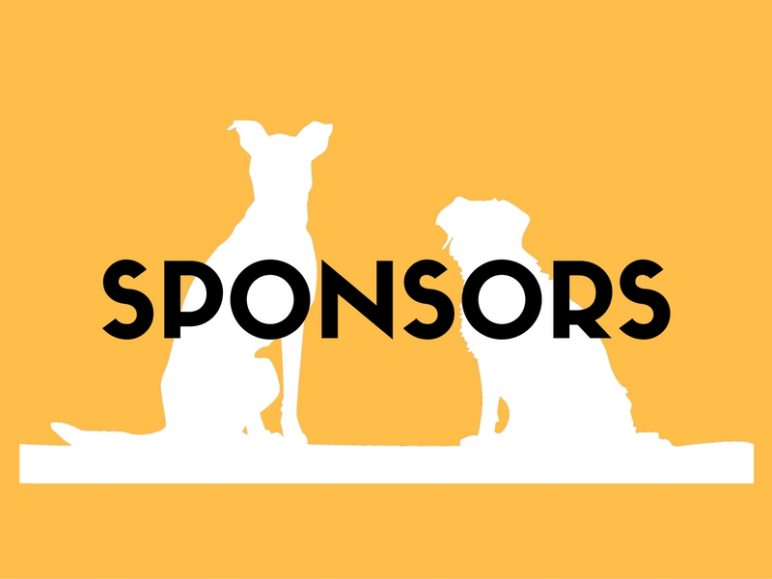 Sponsors of the 20th Annual Pooch Parade